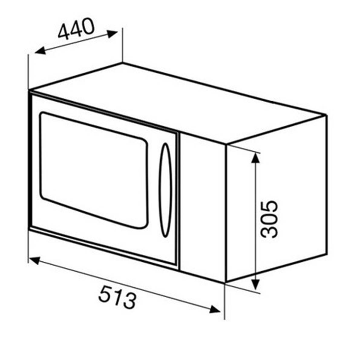 micro ondes grill glem gmf254ix. Black Bedroom Furniture Sets. Home Design Ideas