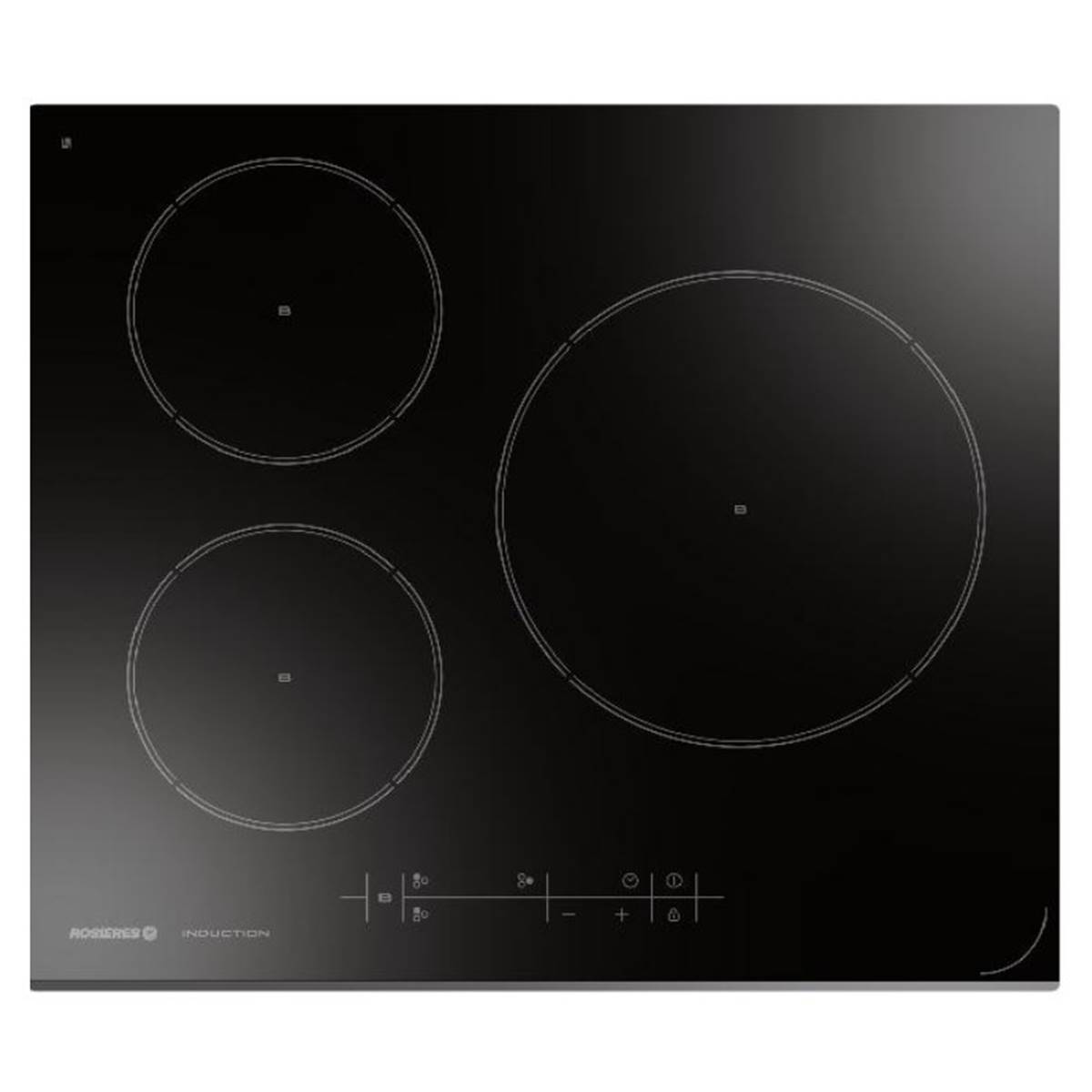plaque cuisson induction rosieres rpi280. Black Bedroom Furniture Sets. Home Design Ideas