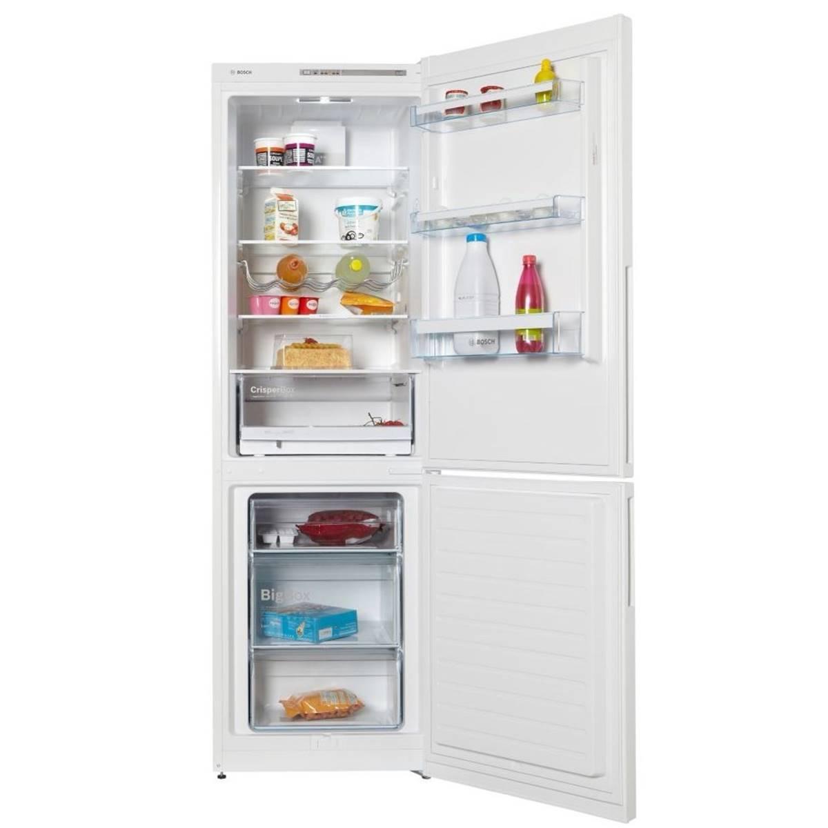 refrigerateur combine bosch kgv36vw32s. Black Bedroom Furniture Sets. Home Design Ideas