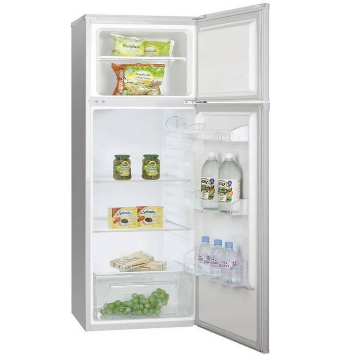 refrigerateur 2 portes amica af7211s. Black Bedroom Furniture Sets. Home Design Ideas