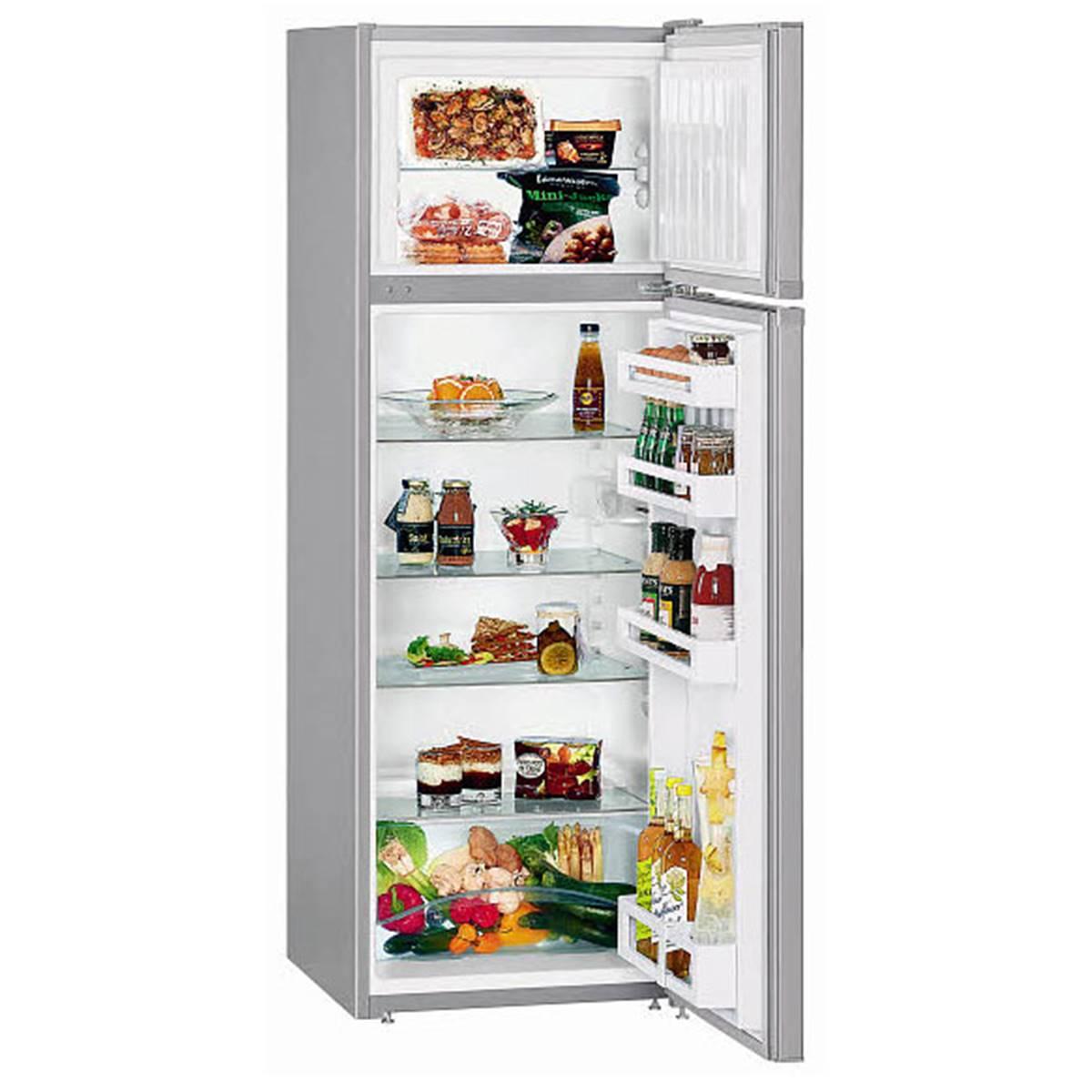refrigerateur 2 portes liebherr ctpsl250. Black Bedroom Furniture Sets. Home Design Ideas
