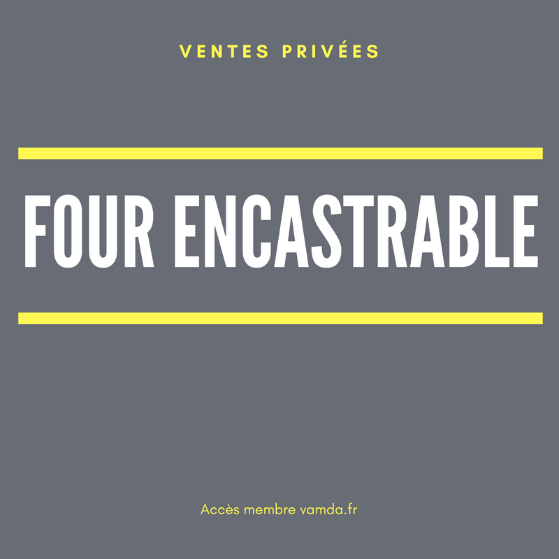 Four encastrable