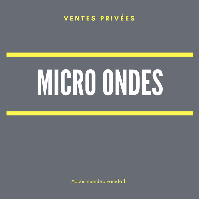 Micro ondes
